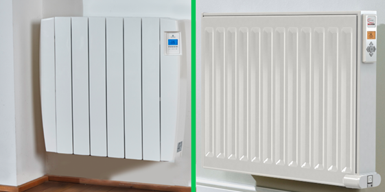 Electric Radiators V Storage Heaters